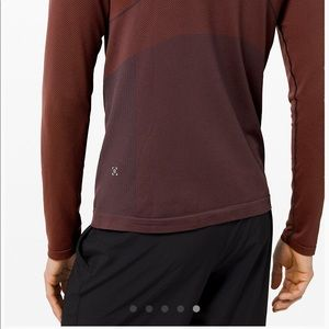 lululemon athletica Shirts - Lululemon men's metal vent tech 1/2 zip 2.0